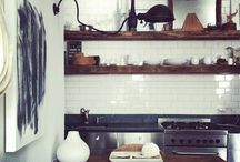Kitchen / Kitchen mood board