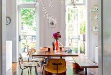 Dining Room / Dining room mood board