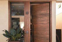 Doors / Door knobs, knockers etc