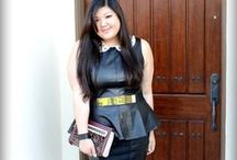 Blogger Style Story / Some great looks by plus-size bloggers we admire