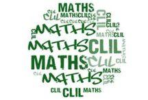 My CLIL / Para profesorado CLIL, especialmente de matemáticas