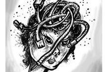 DRAWINGS | DIBUJOS / Dibujos y caricaturas / drawings and editorial cartoons