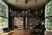 The Music/Library Room