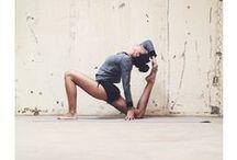 Yoga & fitspo pics