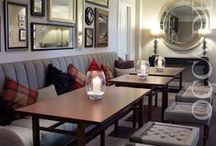 Commercial Inspiration / See if you get any ideas of where you would like to add your banquette.
