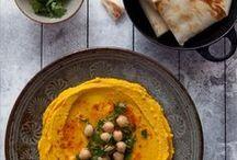 Food || Vegan spreads / vegan spreads, dips or easy veganizable! :)