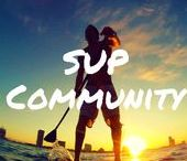 Stand-up Paddle Community / Follow up on the latest on the SUP community and explore interesting stand-up paddle boarding location all around the world.