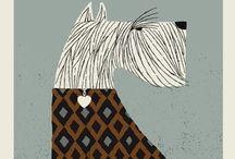 Dog_illustrations