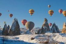 Cappadocia, Turkey / Have you ever seen such a magnificent place such as this? Take part in our Turkey 11 Days In-Depth Tour to experience this for yourself!   http://www.europaholidayus.com/2014/06/turkey-11-day-tour-2/