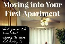 Moving Into Your Apartment