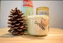 Holiday Gifting Ideas / DIY gifting, yummy treats and other holiday goodies that are delicious and sustainable.