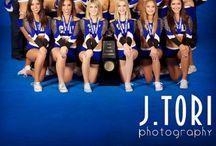 California All Stars SMOED / World champions in cheerleading