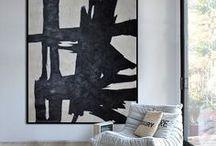 New home / Dekoracje • Wnętrza • Malarstwo we wnętrzu • Dom • Interiors • Home • Vnitřní výzdoba • Painting • La decoración interior • Casa
