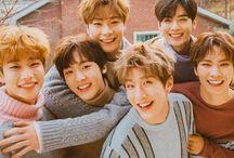 astro / Jinjin, Eunwoo, Rocky, Sanha, Mj and Moonbin || bias: jinjin || debut: 2016