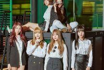 gfriend / Sinb, Eunha, Sowon, Yerin, Umji and Yuju || bias: umji || debut: 2015