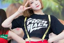 idol | hani / Ahn Hee Yeon  || May 1, 1992 || exid member