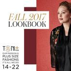 Fall 2017 Look Book / Toni Plus Fall 2017 Look Book - Plus Size Designer Fashion www.toniplus.com