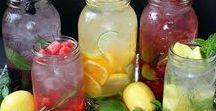 Infused Water & Gezonde drankjes