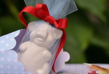 Christening favors by Broderie Anglaise