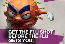 Flu Fighting Tips / Consumer and Immunisation Provider resources for the 2014 Seasonal Influenza Program  / by Australian Department of Health