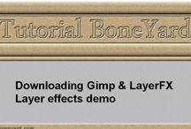 The Gimp Tutorials / GIMP (GNU Image Manipulation Program) is an open source paint program becoming a free alternative to Photoshop. With Gimp you have the ability to apply many functions to touch up photos, draw and paint, and create textures with many filter effects available. Supports Windows, Mac, and Linux.