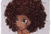 Beautiful Natural Hair...