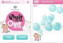 Smoking & Pregnancy Info / This campaign highlights the benefits of quitting smoking to an unborn child and the support available to mothers during their quit journey. / by Australian Department of Health