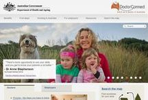 Rural and Regional Health Australia / RRHA provides a central entry point on information about Commonwealth regional health and ageing programs for people living in regional Australia. / by Australian Department of Health