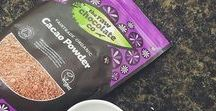 Super Foods from the Raw Chocolate Company / Berries, seeds, powders and cacao products to make your own creations www.therawchocolatecompany.com