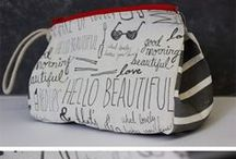Bags and Purses / Patterns and models for bags or purses.