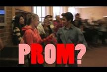 Promposals! / How can you not have a great prom night when it starts like this!