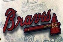 Atlanta Home of the Braves! / by O. Lauten