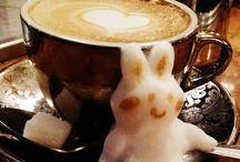 latte art♡