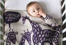 ADORABLE Baby Blankets / The cutest little blankets to wrap your babies in.