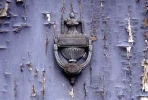 Threshhold / Doors, portals, arch / by Claire