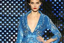 """ZUHAIR MURAD / Designer Zuhair Murad grew up in Baalbek, Lebanon. Since his childhood, he always dreamt of evading to a world of fantasy. He started sketching dresses at the age of ten, quoted as saying """"I don't recall a day in my life without a pen in my hand!""""."""
