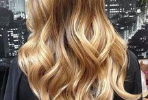 Haarfarbe, Haarschnitt, Frisur-Deutscher Beauty Blog / Balayage, große Locken & Flechtfrisuren für Inspiration & Ideen