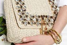 BAGs / Crocheted bags