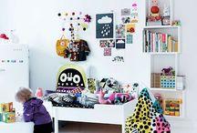 Kids room / Inspiration. DIY.