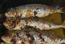 Ψάρια - Θαλασινά