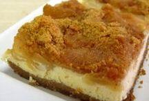 Γλυκιές πίτες (μηλόπιτες, καρυδόπιτες κλπ)
