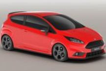 Ford Fiesta ST Carbon Pack