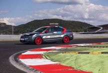 Škoda Octavia III RS Safety Car / Designed for the Autodrom Most | Navrženo pro Autodrom Most