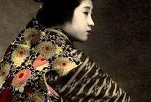 Kimono / Japanese kimono & geisha tradition