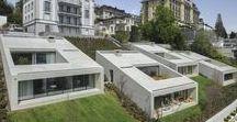 Urban Villas / alp Architektur Lischer Partner
