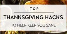 Thanksgiving Recipes / Great ideas for Thanksgiving Dinner!  #thanksgiving #recipes#SideDishes #appetizers#Southern #best #MakeAhead #healthy #best #Unique #ForKids#crockpot #traditional #fun#easy #FamilyFavorites#simple #ideas #gourmet#creative#classic #new #different #OldFashioned#soul #food #recipe #Baking #cooking  #potluck#dinner #quick #delicious #simple #ideas #menu #lunch #family #gathering #large #group #filling #clean #tray #potluck #gettogether #friends #side #items #dish #treats #desserts #main