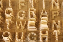 3D Type (Photographic) / by Hannah