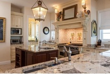 Amazing Kitchens / Dream kitchens for your inner chef