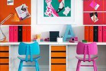 Colors | TRENDS / La couleur s'infiltre de plus en plus dans nos intérieurs, pour le plaisir des yeux ! Sur la boutique en ligne de Kave Home vous trouverez également des éléments de déco de toutes les couleurs !