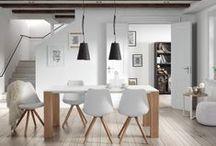Chaises | KAVEHOME / Retrouvez dans ce tableau une sélection de mobilier pour vous asseoir confortablement dans toutes les pièces de la maison, toujours design, coloré et confortable !  Chaises basiques, chaises de bureau, tabourets, pour intérieur ou extérieur, découvrez tous nos modèles et les différents coloris disponibles sur https://kavehome.com/fr/fr/chaises !